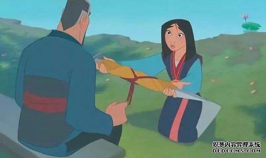 巾帼英雄花木兰 悲壮的英雄史诗 胡乐民朗诵《木兰辞》