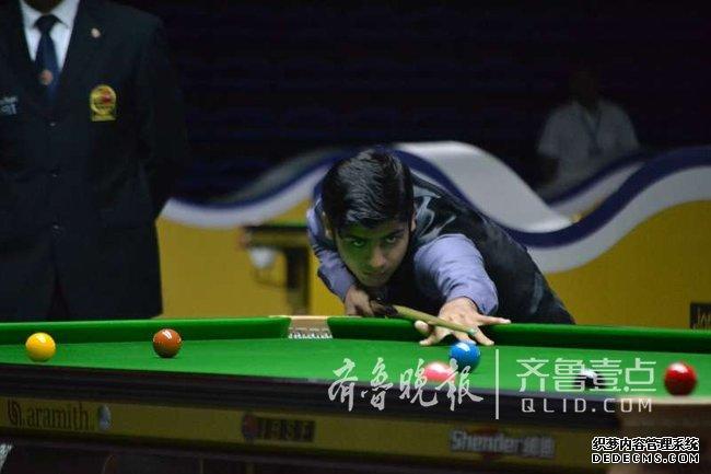 斯诺克世青赛U18小组赛战罢 中国7员耐玩网页游戏晋级
