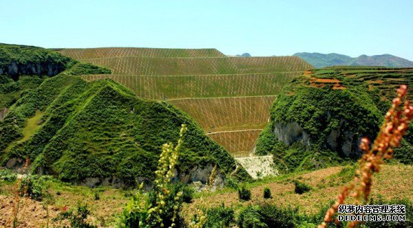 """福泉:1500余亩工矿废弃地被""""点废成金""""迎来新生"""