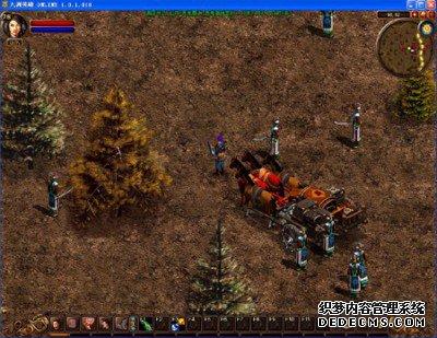 GM权限网页游戏即将开战,提前公布运镖任务