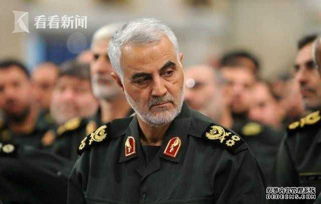 伊朗新开页游私服指挥官遭炸死 五角大楼高调承认
